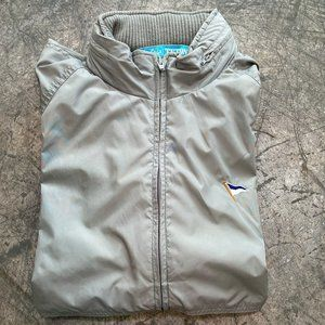 Vintage Woolrich Teton Men's Windbreaker Grey